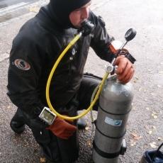 oxygen diver