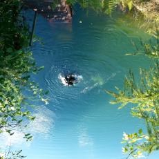 nadziejów nurkowanie