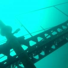 podwodna platforma szkoleniowa