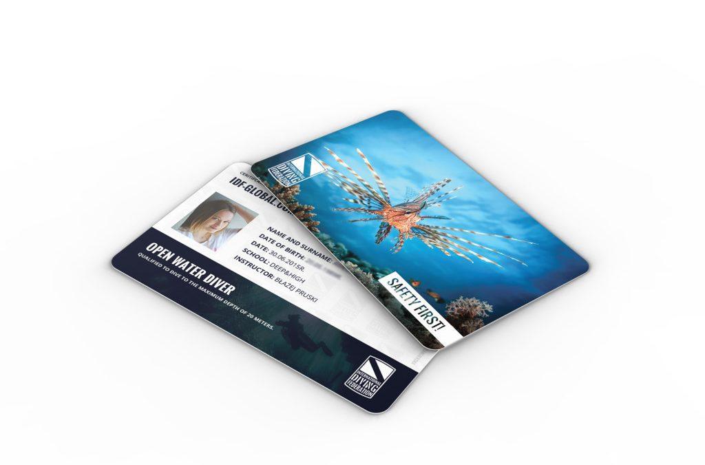 Planowane rozpoczęcie kursu nurkowania podstawowego OWD w dniu 17 maj